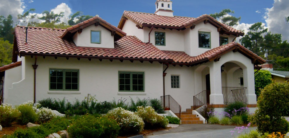 Type Of House Spanish Colonial