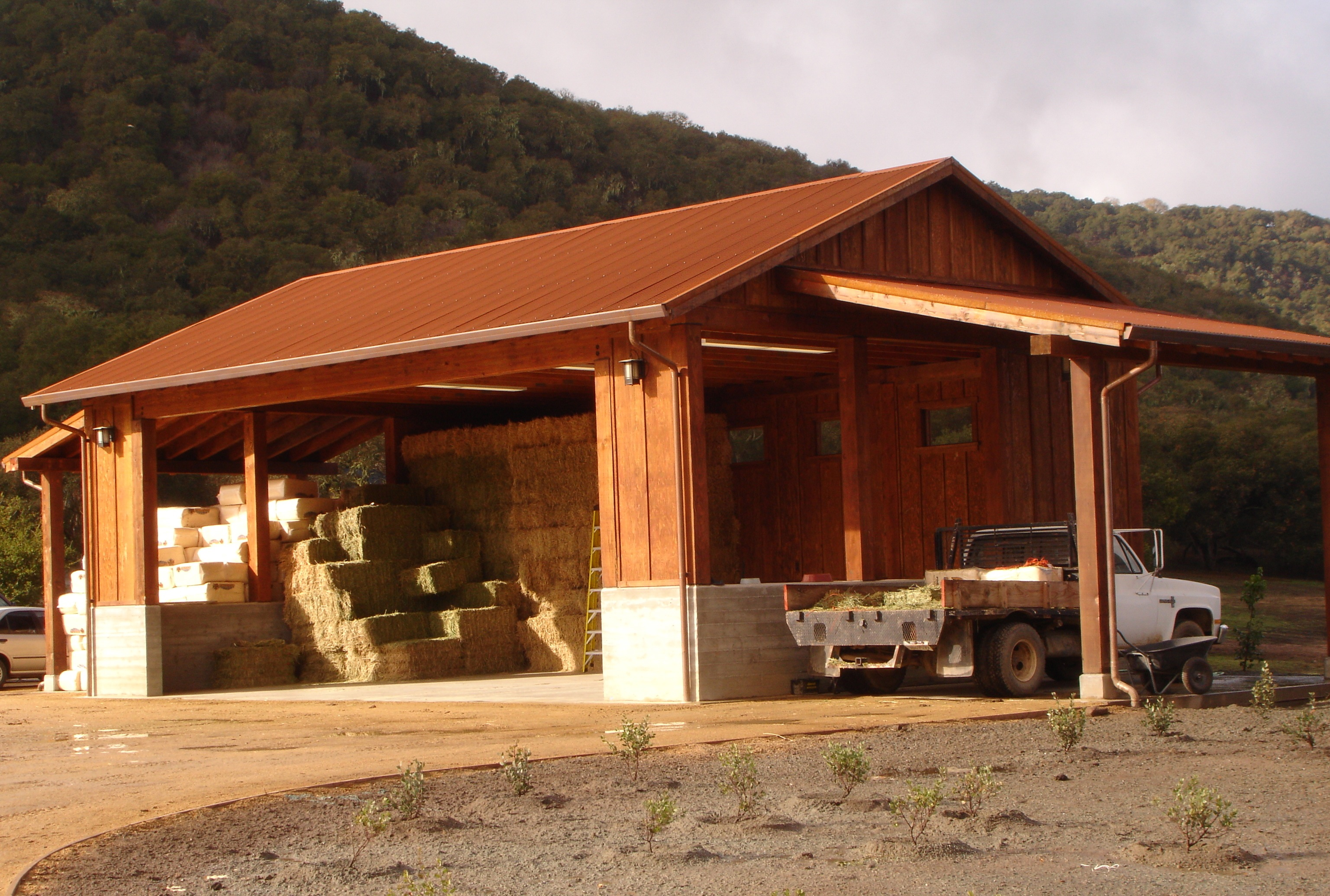 Ranch Outbuildings MOORE DESIGN
